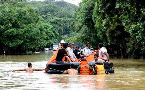 17 người chết trong mưa lũ, mưa lớn tiếp tục mở rộng tới Đông Bắc