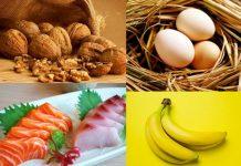 9 thực phẩm chữa vô sinh cho nam giới hữu hiệu