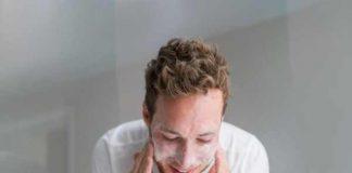 Các bước sử dụng sữa rửa mặt cho nam