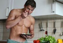 Cách tăng cân cho nam giới bằng chế độ ăn