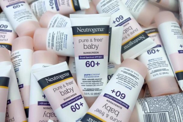 NEUTROGENA Pure & Free Baby, SPF 60