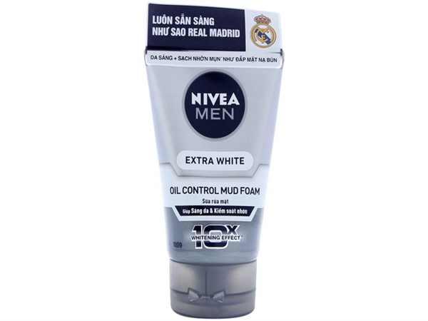 Sữa rửa mặt Nivea For Men