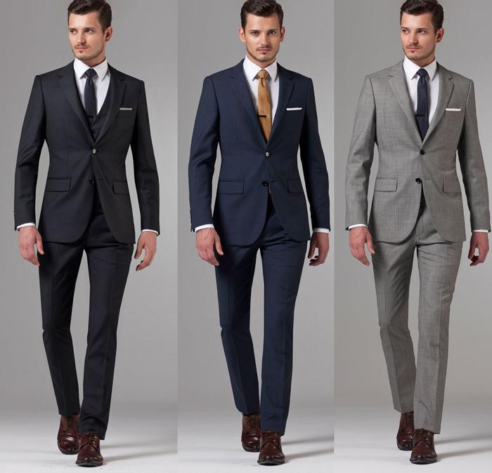 Những kiểu áo vest nam đẹp