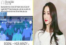 Nghi vấn Hòa Minzy xóa 2000 fan ra khỏi FC của mình