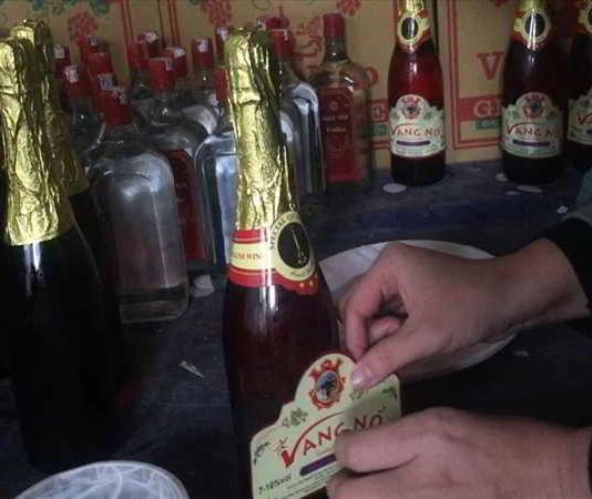 Sản xuất rượu vang siêu tốc giá chỉ ngang nước lọc