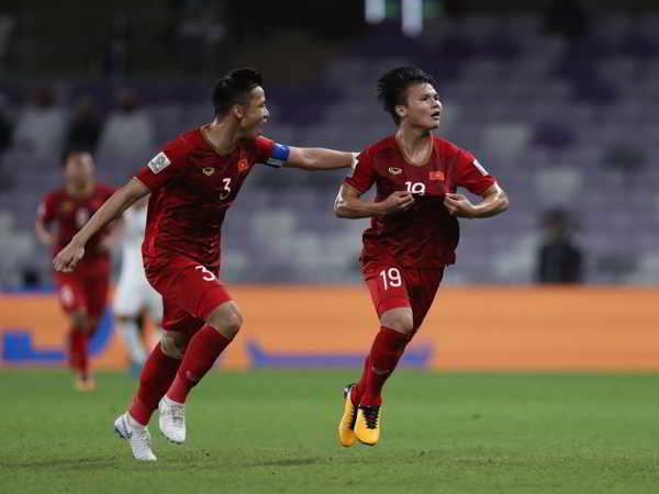 Chiến thắng nhưng Việt Nam vẫn chưa chắc chắn đi tiếp ở Asian Cup 2019