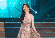 Đỗ Nhật Hà dừng chân tại Top 6 trong đêm Chung kết Hoa hậu Chuyển giới Quốc tế 2019