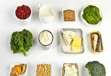 Danh sách các thực phẩm giàu canxi tốt cho sức khỏe