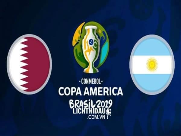 Nhận định bóng đá Qatar vs Argentina, 02h00 ngày 24/06
