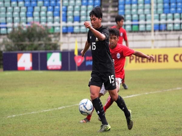 Nhận định U18 Thái Lan vs U18 Singapore 15h30 ngày 7/8