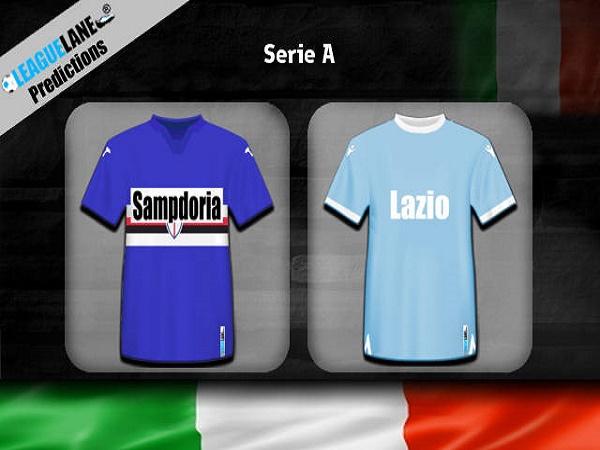 Nhận định kèo Sampdoria vs Lazio 1h45, 26/08 (VĐQG Italia)