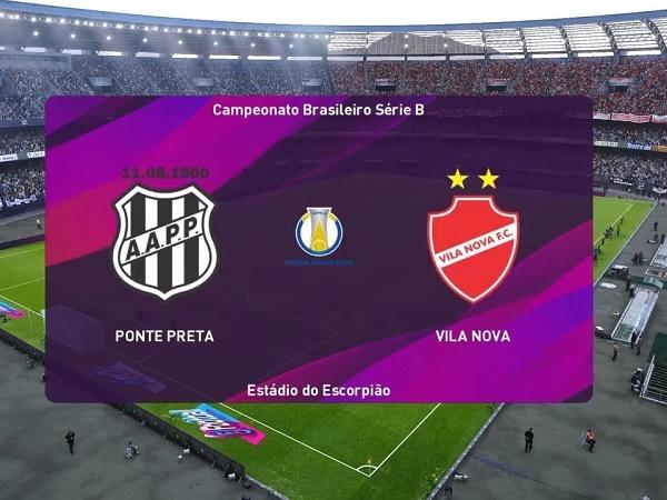 Nhận định Ponte Preta vs Vila Nova, 7h30 ngày 13/09