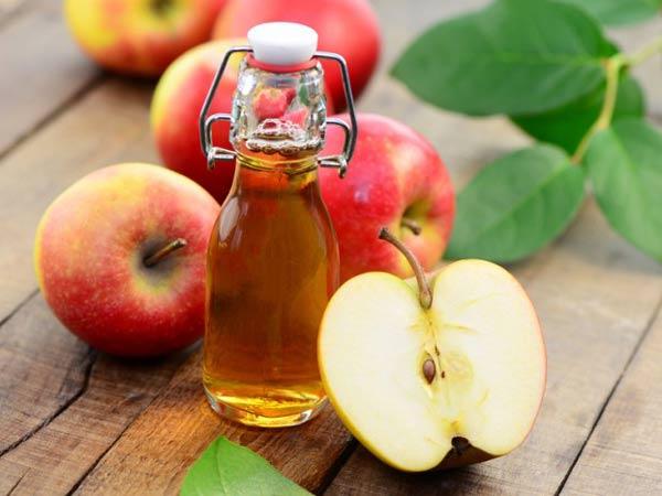 Giấm táo có tác dụng trị hôi miệng hiệu quả