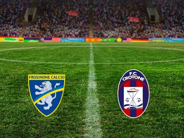 Nhận định kèo Frosinone vs Crotone, 21h00 ngày 26/12