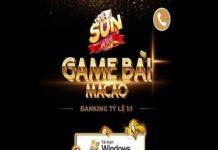 Game đánh bài đổi thẻ điện thoại từ nhà phát hành Sunwin