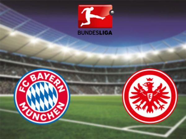 Soi kèo Bayern Munich Frankfurt