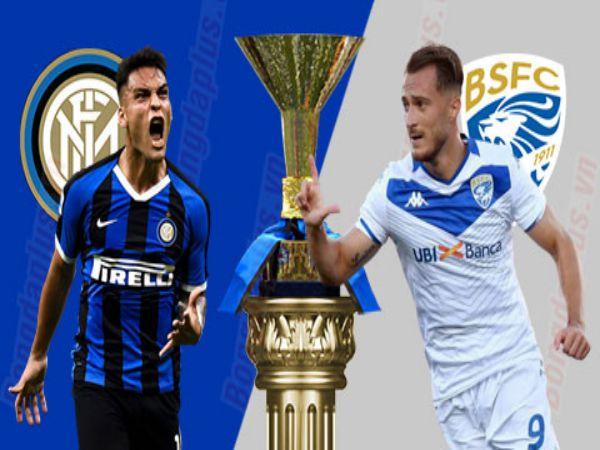 Nhận định kèo bóng đá Inter Milan vs Brescia