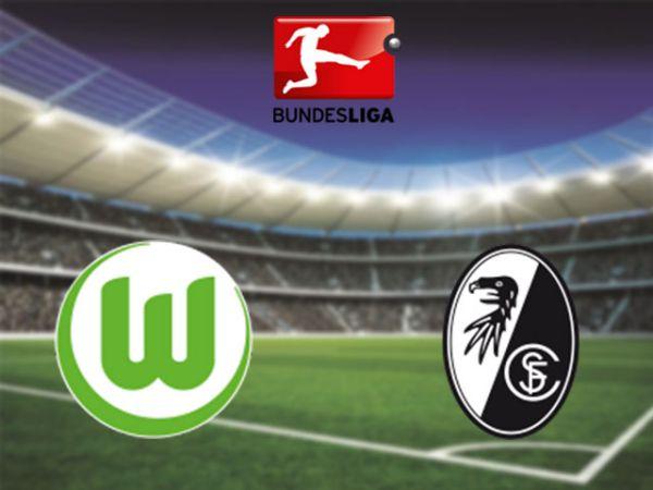 Nhận định kèo bóng đá Wolfsburg vs Freiburg, ngày 13/6/2020