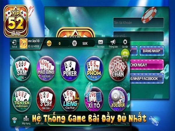 Game chơi bài đổi thưởng thật bạn đã thử chưa?