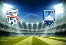 Nhận định Adelaide United vs Sydney FC 16h30, 06/08 - VĐQG Australia