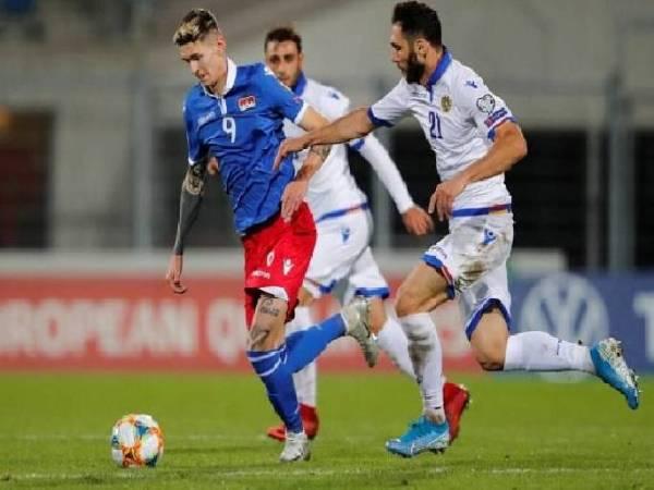 Nhận định trận đấu Iceland vs Liechtenstein, 01h45 01/04