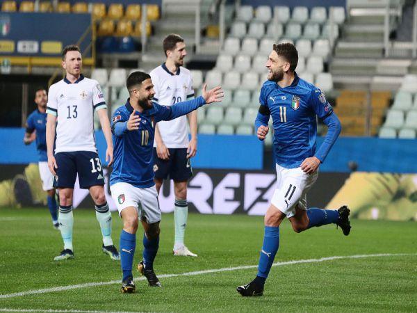 Nhận định, soi kèo Lithuania vs Italia, 01h45 ngày 1/4 - VL World Cup 2022