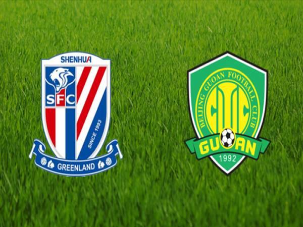 Nhận định Shanghai Shenhua vs Beijing Guoan, 19h00 ngày 23/04