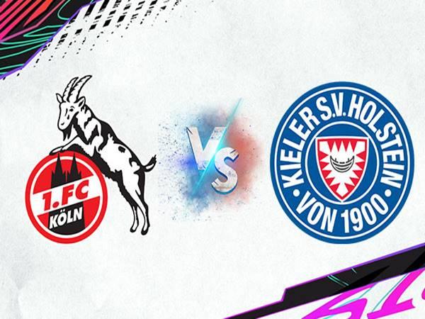 Nhận định FC Koln vs Holstein Kiel, 23h30 ngày 26/5