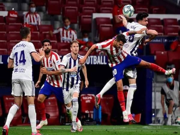 Nhận định kèo Atletico Madrid vs Valladolid, 23h00 ngày 22/5