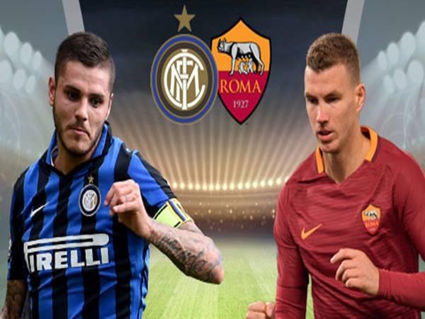 Nhận định tỷ lệ Inter Milan vs AS Roma (1h45 ngày 13/5)