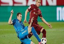 Nhận định tỷ lệ Rubin Kazan vs Zenit, 22h30 ngày 20/9 - VĐQG Nga